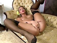 Natalia Forrest - Silky Asian temptress!