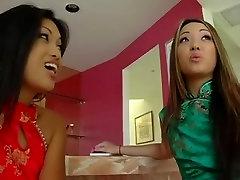 Oriental Angel Kea & Miko
