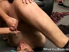 2 sexy chips mujhe punishing a supple lad