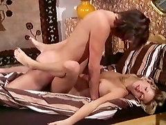 Incredible classic fuck star in vintage fuck scene