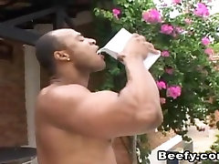 Hot Beefy Men Fucking In The l
