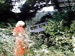 Vintage porn film with busty sluts shagging