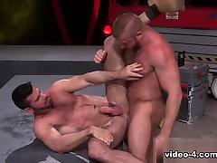 Clusterfuck! 2 XXX Video: Hunter Marx, Billy Santoro