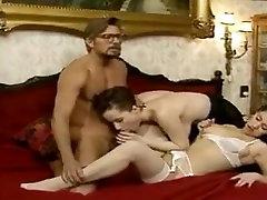 Vintage German Beadroom Sex