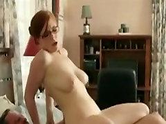 Incredible Oldie movie with Big Natural Tits,Redhead scenes