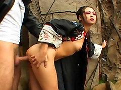 Incredible pornstar Nyomi Zen in fabulous asian, facial porn movie