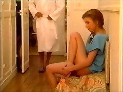 Vintage german bedroom fuck