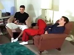 Boys Barebacking on Floor