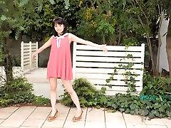 Horny Japanese whore Kurumi Tachibana in Best blowjob, pov JAV clip