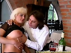 blonde moms first anal fuck