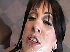 Nasty Teen Slut Fucked By Black Guys In Hardcore Gangbang 13