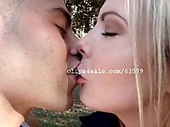 Steve and Tracie Kissing Video 3