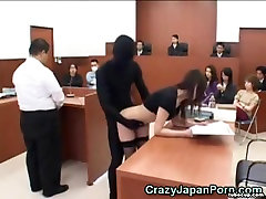 She Gets Creampied by an Invisible Guy!