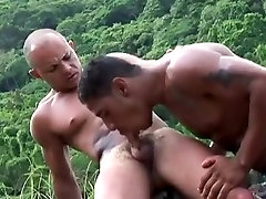Best male pornstar in horny twinks, blowjob gay adult clip