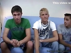 Incredible male in hottest twinks, blowjob gay xxx scene