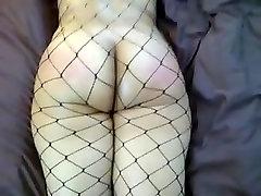 Big booty white girl taking bbc