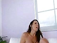 Busty secretary fucked by boss at work 01