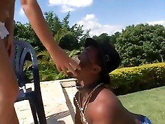 Crazy pornstar Belli Bardou in horny midgets, blowjob sex scene