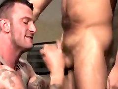 Amazing male in incredible hunks, bears gay sex scene