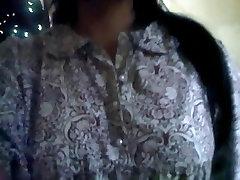 Beautiful Dark Nipples from Indonesia