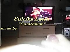 Cum Tribute For Suleika Latex XL Porno
