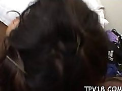 Screw with cute legal age teenager girl