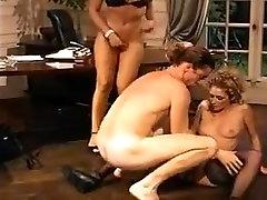 French 3some FFM Sex