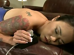 Amazing Asian clip with Fucking Machines scenes