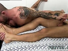 Black feet gay movie and naked male ass legs Caleb Gets A Su