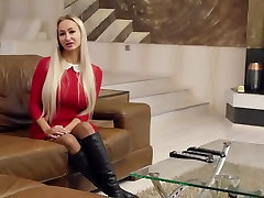 Squirting Russian Loves rough ass fucking