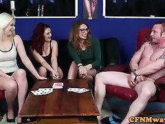 Euro CFNM dutch spycam tubes edging blokes throbbing cock