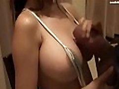 Hot big boobs asian girl gives handjob https:fox1.nlcam