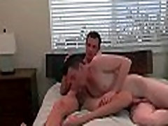 Twinks take up with the tongue schlongs have ass sex