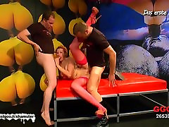 Little Emma&039;s hardcore pounding - German Goo Girls