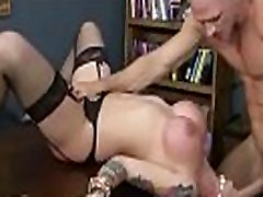 Slutty big tit office worker loves to be dominated at work 15