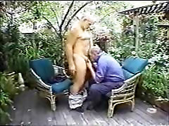 Daddy Bears on a Bench