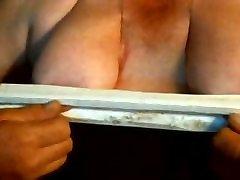Hard clamped nipples
