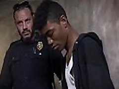 Dad with boy gay porn movie and teen on cam sex Suspect on the Run,
