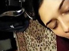 Hot Indian babe Amrita Blowjob and fucked