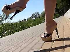 High Heels Clogs