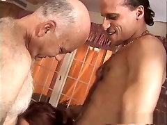 Best pornstar in hottest facial, brunette xxx movie