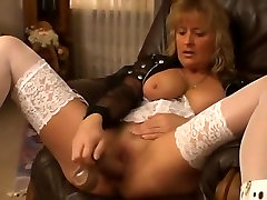 Hottest Homemade record with Solo, Lingerie scenes