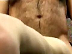 Mens homo nude gay sex videos free download Brad slides his stiffy up