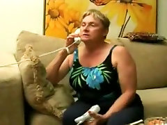 Incredible Homemade clip with BBW, Grannies scenes