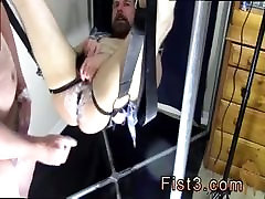 Gay muscular men having anal sex on the
