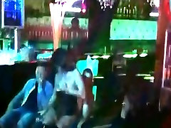 Groping the stripper&039;s tits