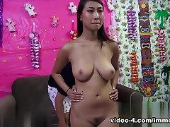 Horny pornstars Jayden Lee, Sharon Lee, Jenna Moretti in Best Asian, DildosToys sex video