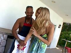 Fabulous pornstar Jordan Kingsley in amazing interracial, facial xxx video