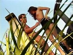 Fabulous pornstar Lil Bit in amazing small tits, vintage porn video