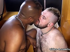 Big Daddy Breeder and Teddy Johnston - HairyAndRaw